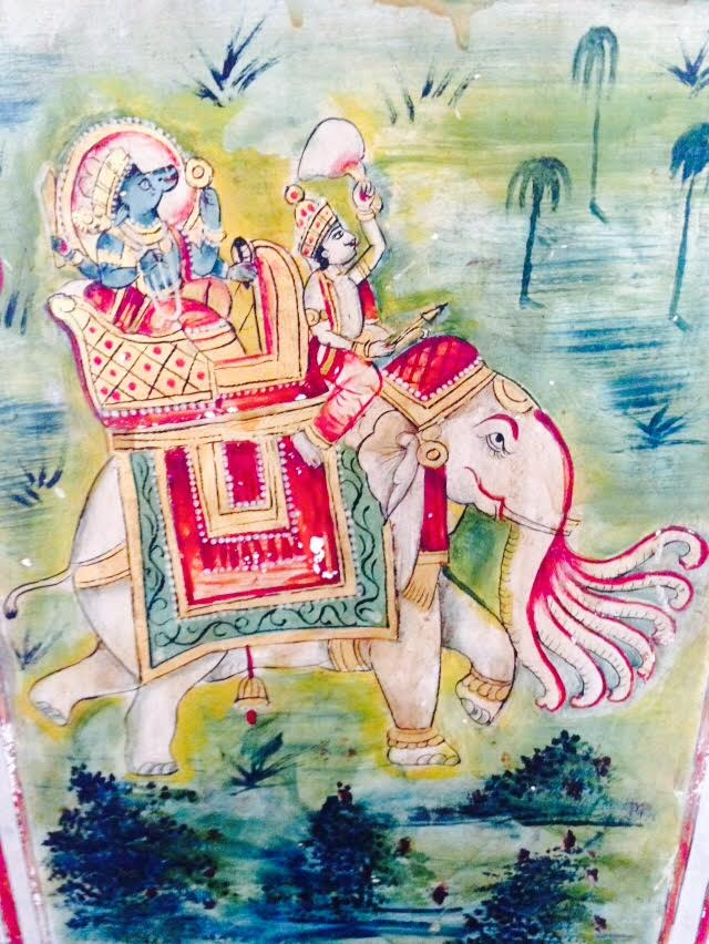 Indian Painting of Elephant